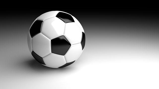 Ein 3D Fussball | Bild: wsyperek, pixabay.com, CC0 Creative Commons