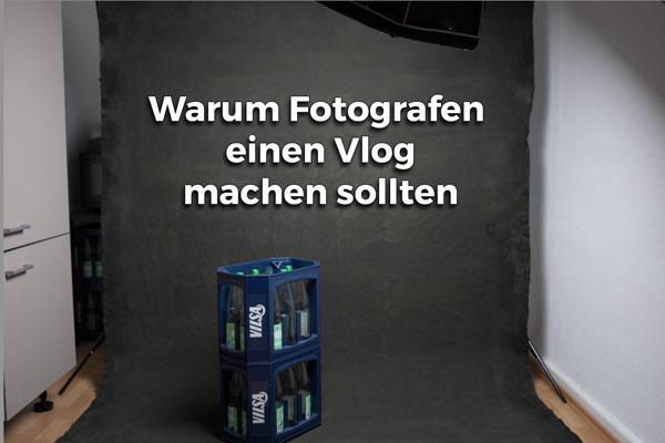 Vloggen für Fotografen