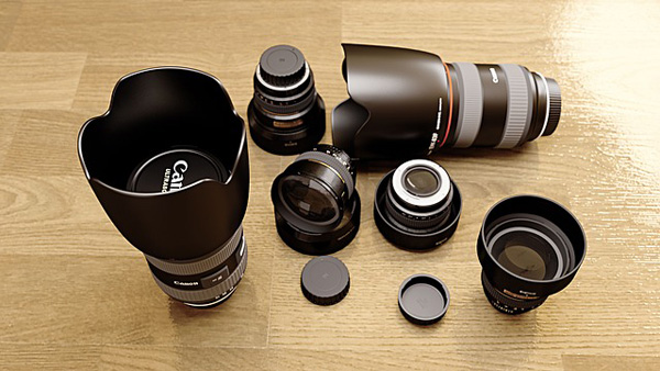 Fotoausrüstung | Foto: Monoar, pixabay.com, Pixabay License