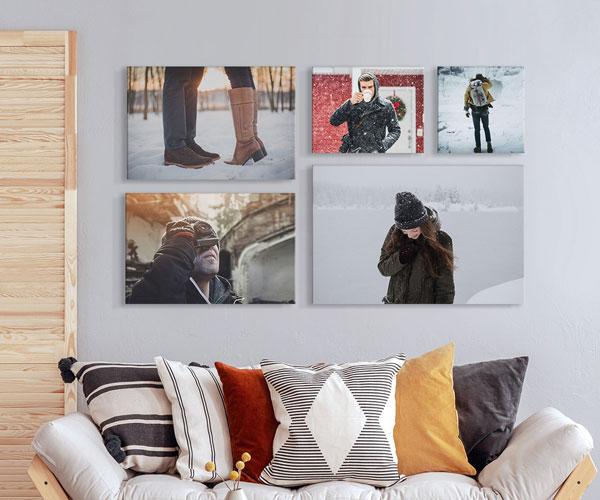 Collage deiner Reise
