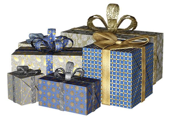 Weihnachtsgeschenk | Bild: anaterate, pixabay.com, Pixabay License