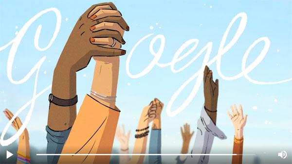 Google Film zum Weltfrauentag | Screenshot