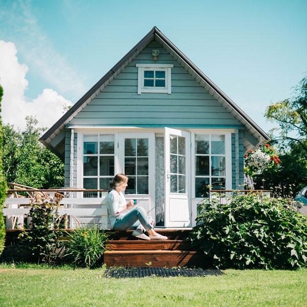 Gartenhaus | Birgit Loit, unsplash.com