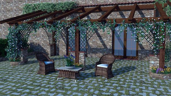 Gartenhaus ohne Dach | Foto: ADMC, pixabay.com